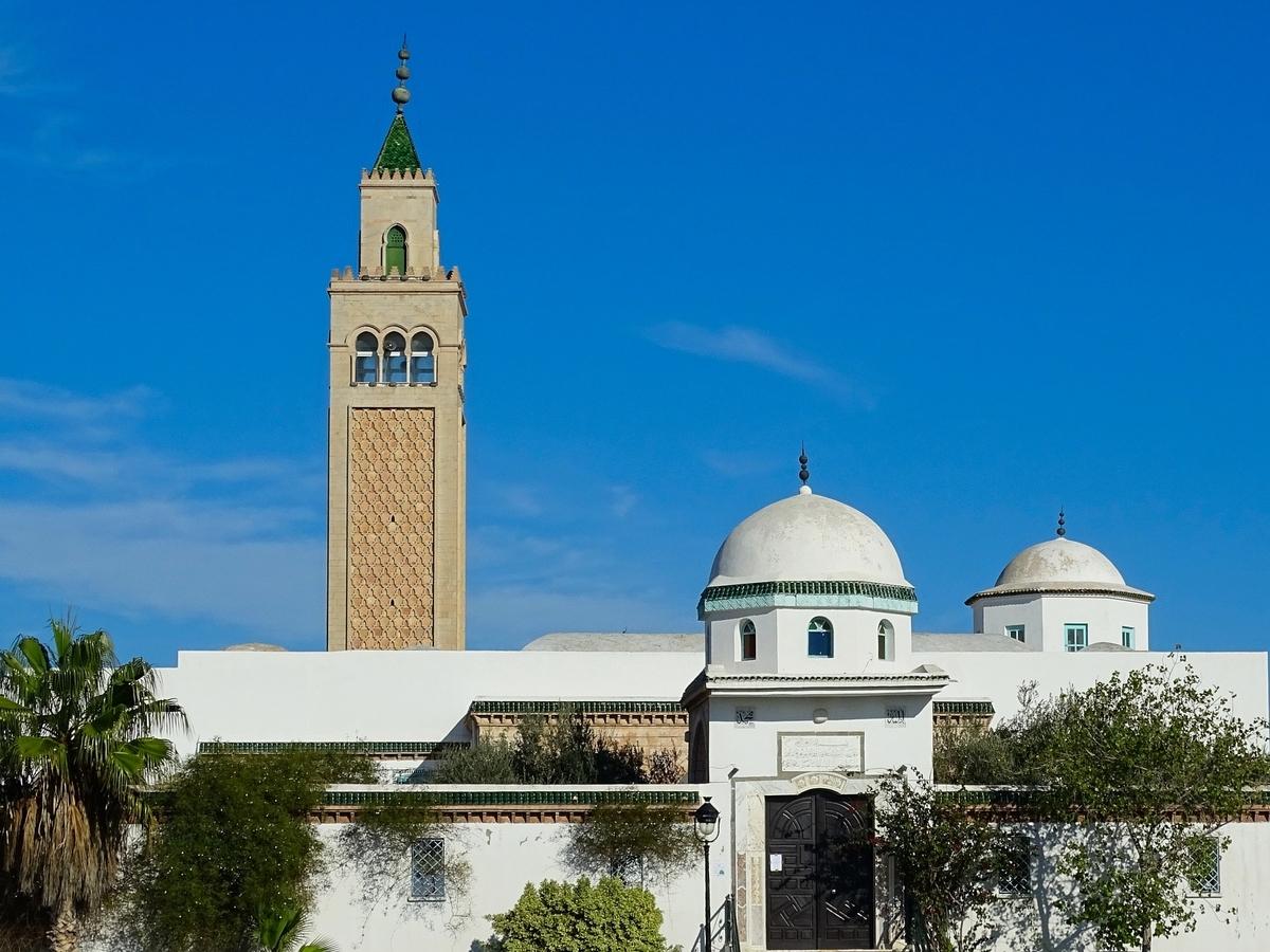 世界遺産検定1級 試験対策 チュニジア チュニスの旧市街