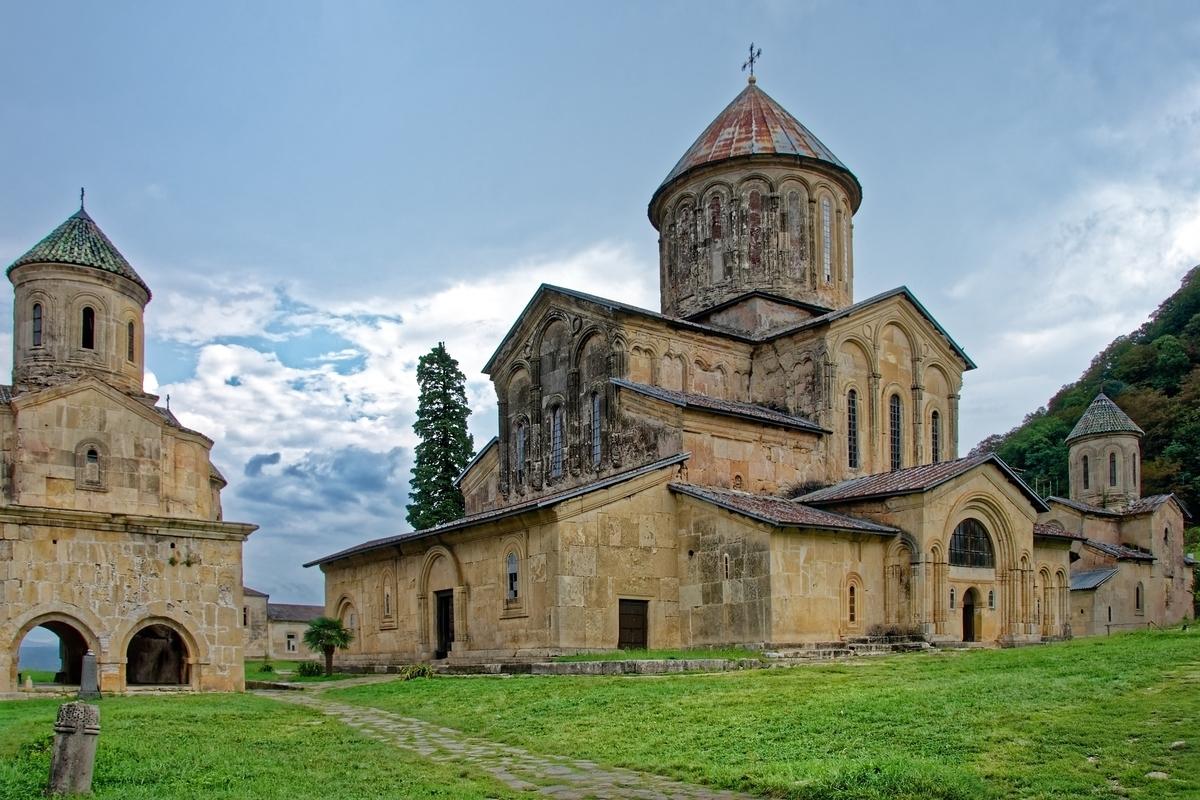 世界遺産検定1級試験対策 ジョージア ゲラティ修道院