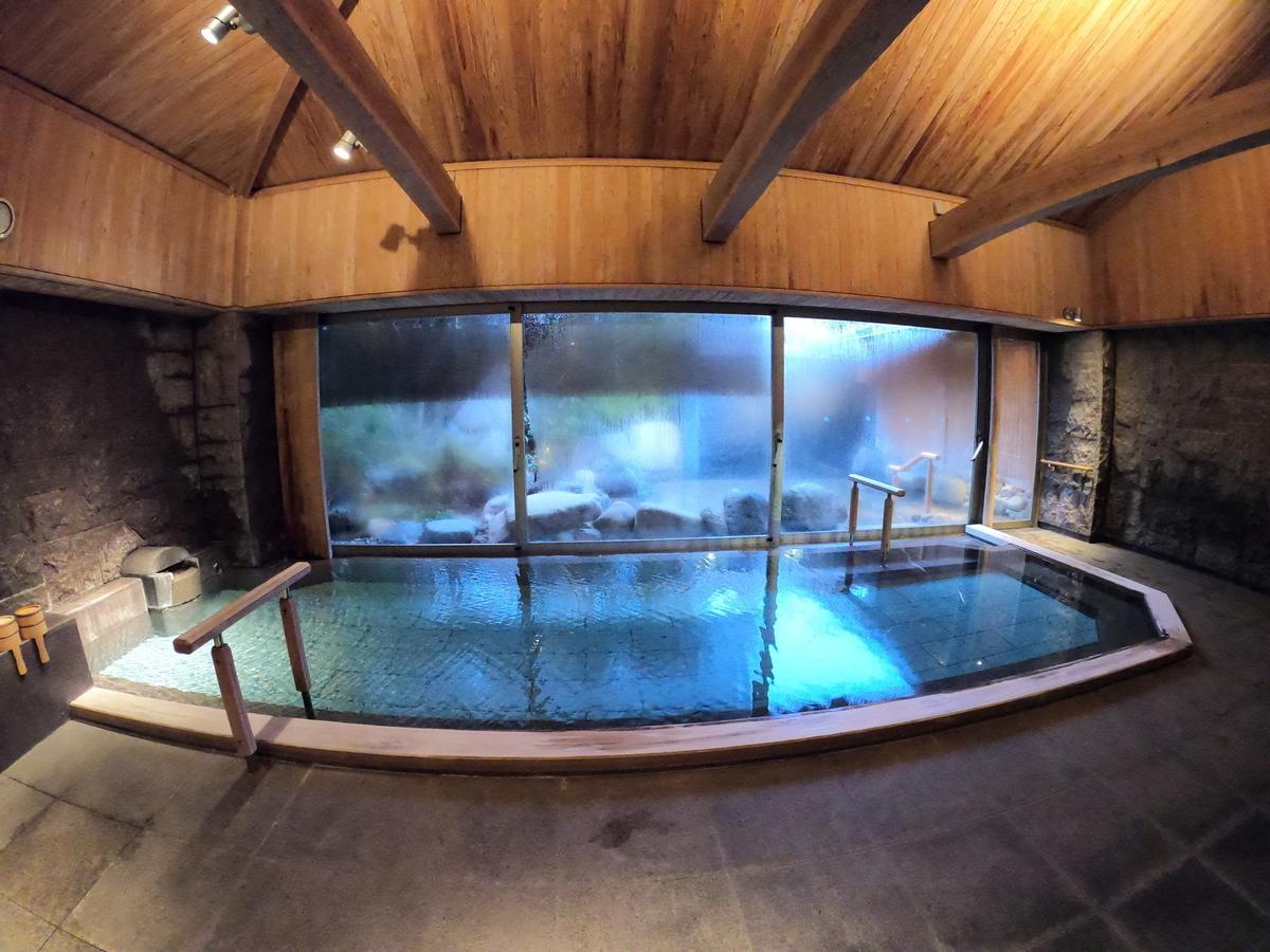 やまぐち湯田温泉古稀庵 大浴場の内風呂