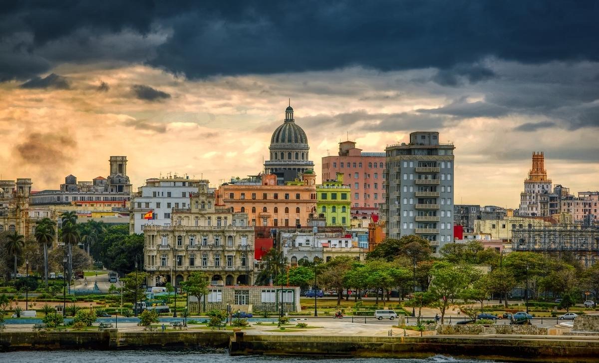 世界遺産検定1級試験対策 キューバ ハバナの旧市街