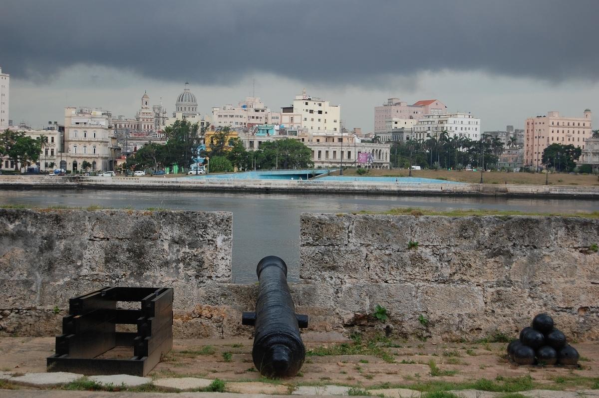 世界遺産検定1級試験対策 キューバ ハバナの旧市街と要塞群