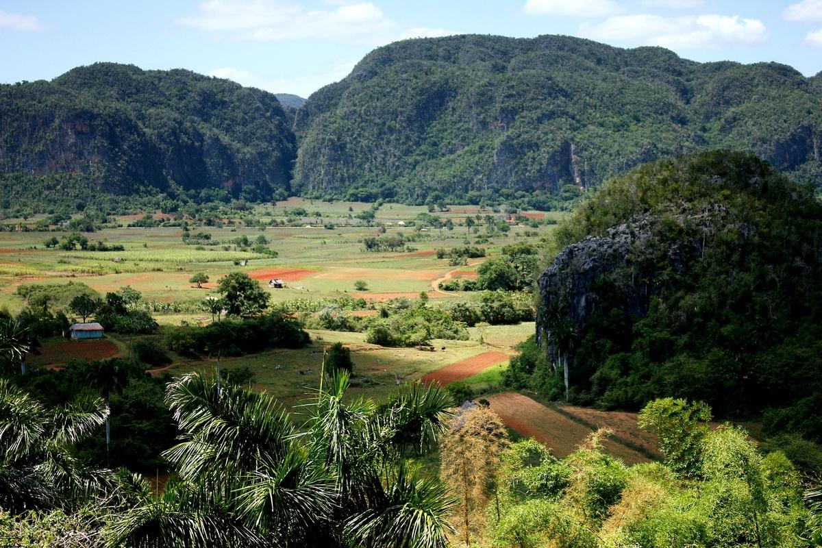 世界遺産検定1級試験対策 キューバ ビニャーレス渓谷