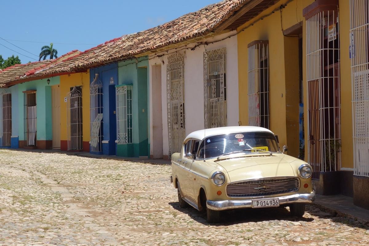 世界遺産検定1級試験対策 キューバ トリニダとロス・インへニオス渓谷
