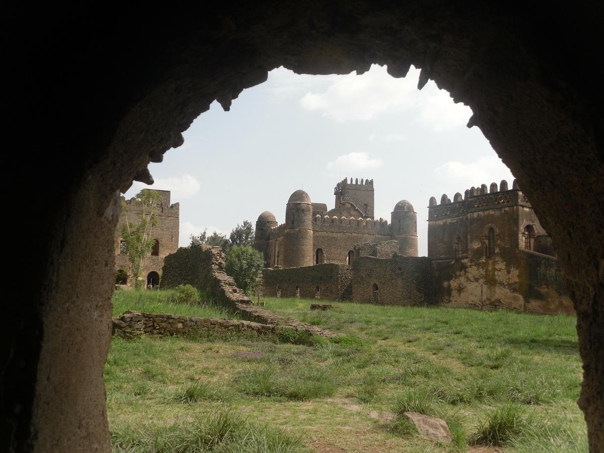 【世界遺産検定1級 試験対策】《エチオピア》: 9つの世界遺産の写真&ポイントまとめ ファジル・ゲビ、ゴンダールの遺跡群