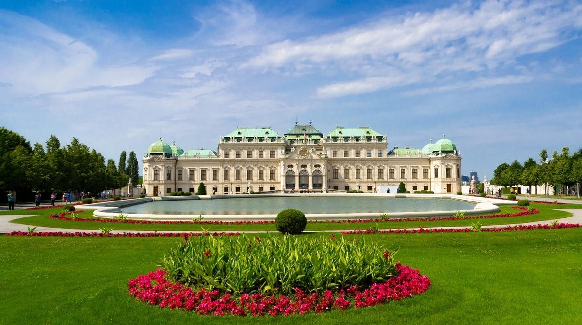 【世界遺産検定1級 試験対策】《オーストリア》: 7つの世界遺産の写真&ポイントまとめ ウィーンの歴史地区 ベルヴェデーレ宮殿