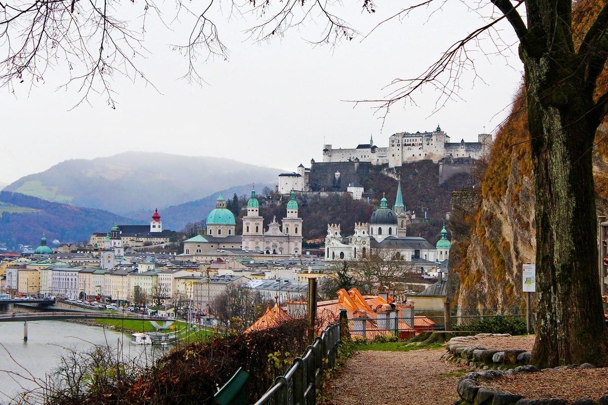 【世界遺産検定1級 試験対策】《オーストリア》: 7つの世界遺産の写真&ポイントまとめ ザルツブルグの歴史地区