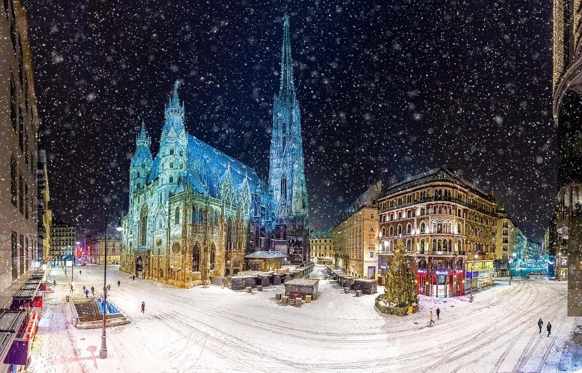 【世界遺産検定1級 試験対策】《オーストリア》: 7つの世界遺産の写真&ポイントまとめ ウィーンの歴史地区 聖シュテファン大聖堂