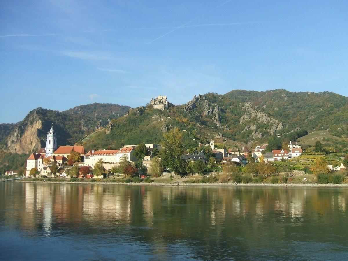 【世界遺産検定1級 試験対策】《オーストリア》: 7つの世界遺産の写真&ポイントまとめ ヴァッハウ渓谷の文化的景観