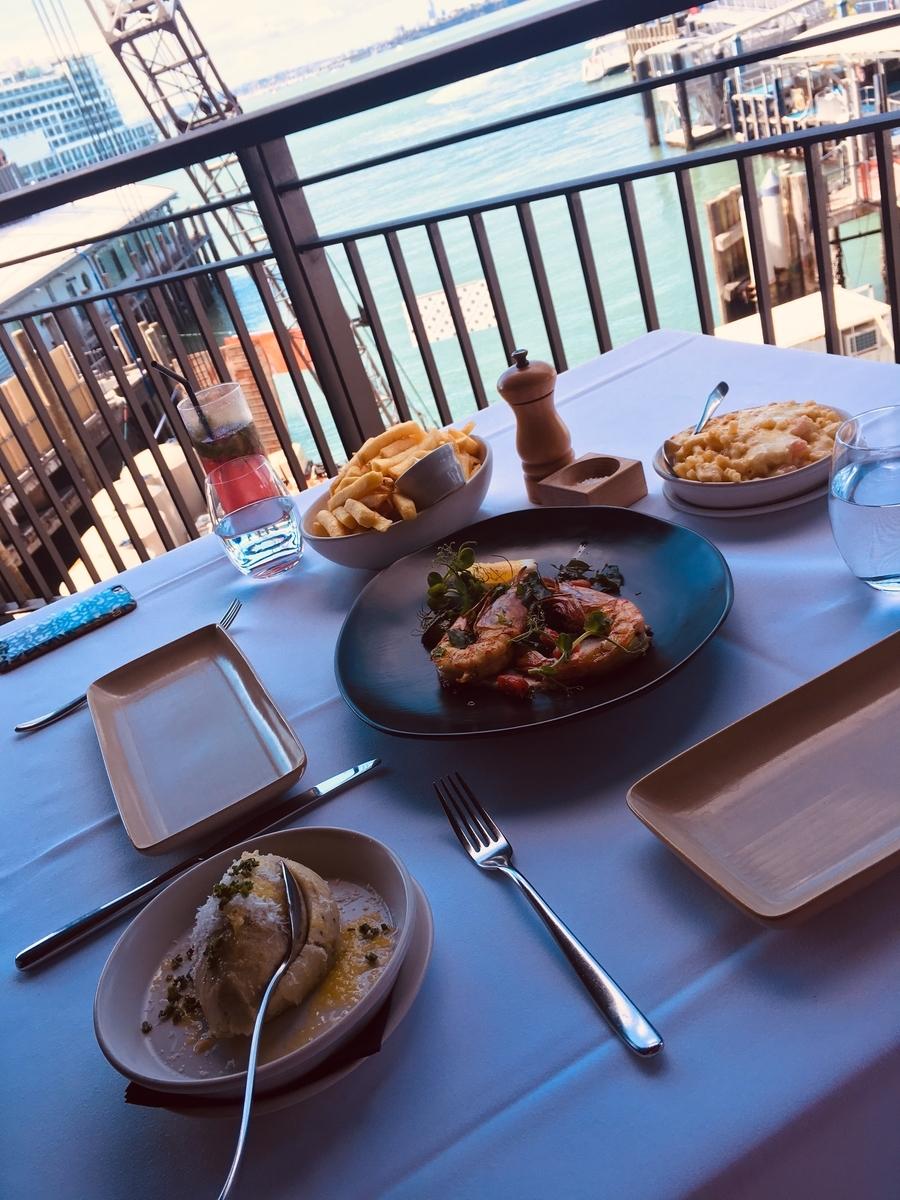 【オークランド グルメ】必ず行っておきたい!ランキング上位にも必ず挙がる3つのレストラン Harbourside Ocean Bar Grill