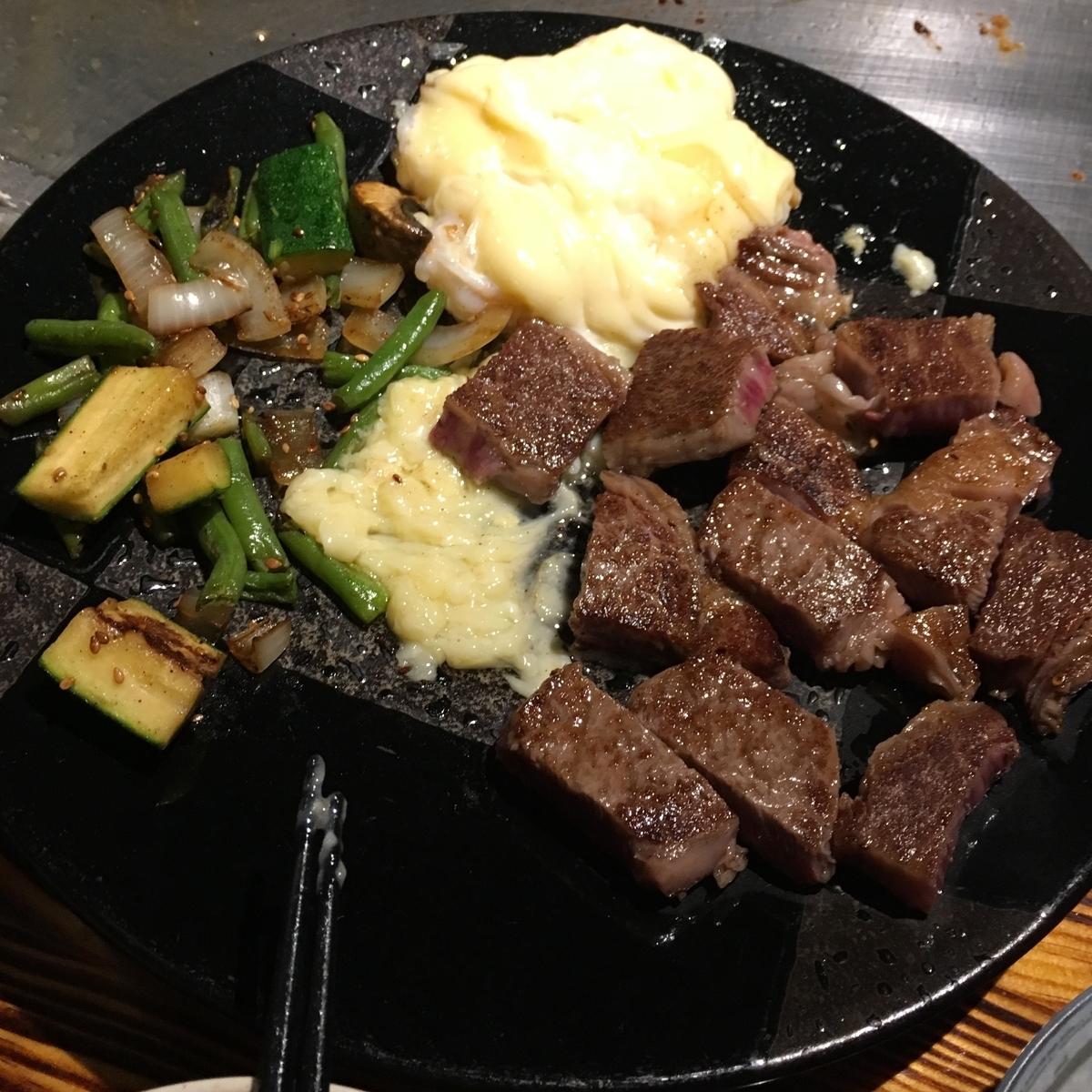 【オークランド グルメ】必ず行っておきたい!ランキング上位にも必ず挙がる3つのレストラン DAIKOKU Restaurant 大黒 メインの和牛をマヨネーズでいただきます!