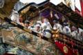 『京都新聞写真コンテスト 祇園祭の子供』