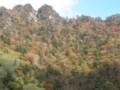 錦織りなす山