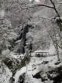 [滝]白猪の滝 全景
