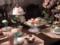 バラのテーブルコーディネイト