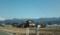石鎚山が見える風景