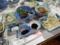 室戸荘夕食(ハマアザミ天ぷら)