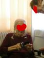 [母]動画を見る母