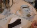 [食]チョコケーキ