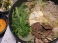[食]すき焼き