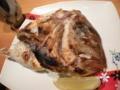 [食]鯛のかぶと煮