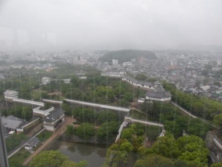 姫路城・西の丸百軒廊下