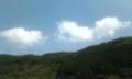 [空]桜三里Pの空