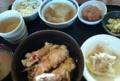 [食]桃太郎でランチ(親子丼)