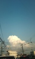 [雲]入道雲
