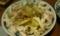 キャベツとミョウガのサラダ