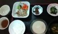 [食]母の夕食
