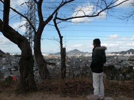 福水神社にて