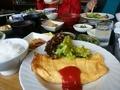 [食]桃太郎ランチ
