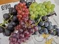 [果物]ブドウいろいろ