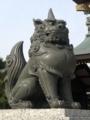 狛犬1@神社