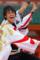 京都新聞写真コンテスト京都さくらよさこい獅子の舞い