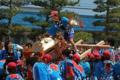 京都新聞写真コンテスト兵主祭りおっとっとっと!