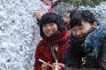京都新聞写真コンテスト幸せを願い
