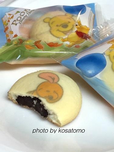 プーさんのクッキー