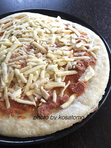 MCCの冷凍ピザ