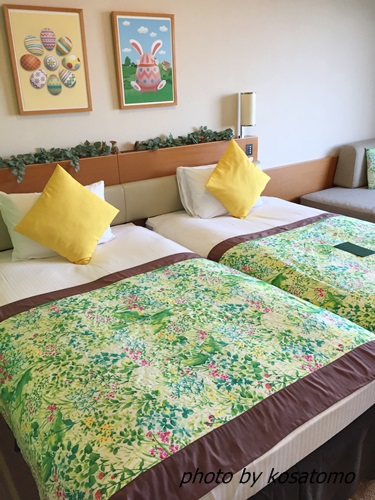 東京ベイ舞浜ホテルの客室