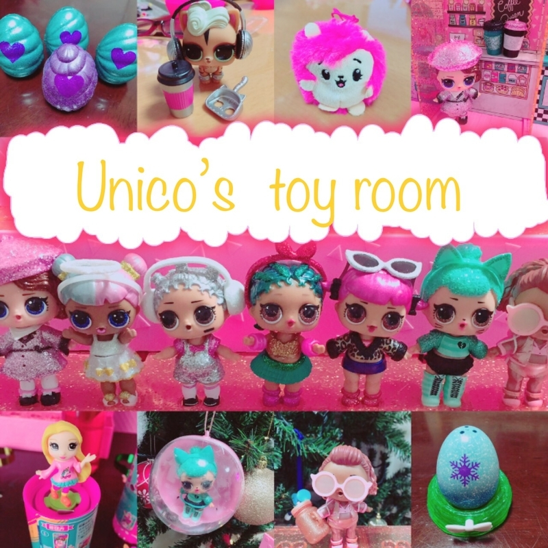 ★ゆにこ★のおもちゃ部屋