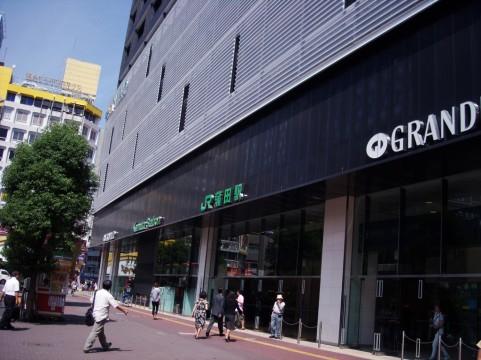 JR蒲田駅の外観