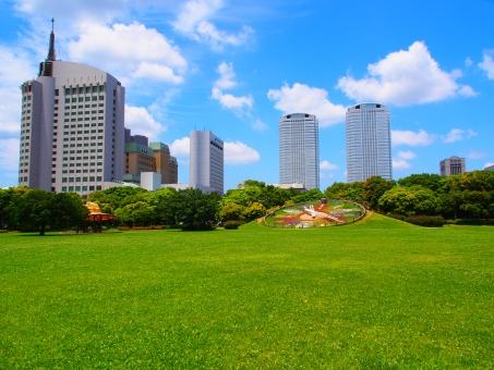 海浜幕張公園のイメージ