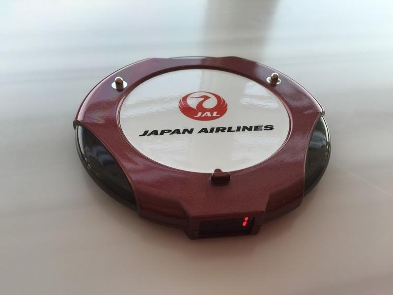 日本航空・JALファーストクラスラウンジ(東京・羽田空港・国際線)