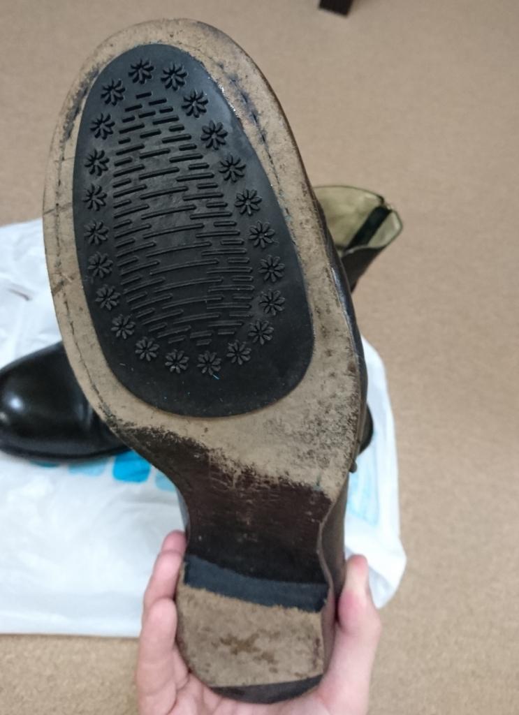 保存版】靴のソールを100均の商品だけ使って自分で修理する方法