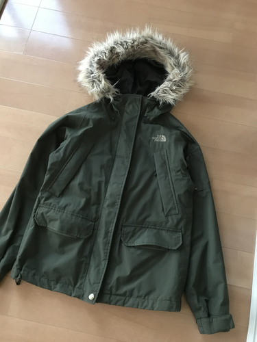 THE NORTH FACE GRACE TRICLIMATE PARKA
