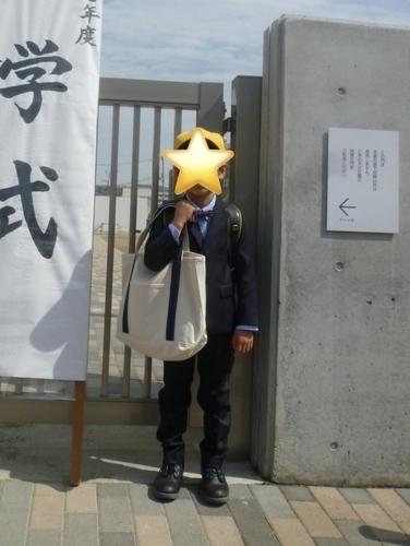 卒園式と入学式はZARAのスーツで