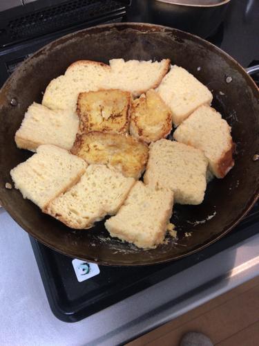 パルシステム「こだわり酵母食パン」フレンチトースト