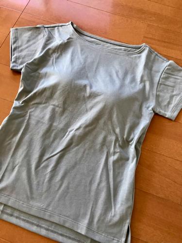 ベルメゾン くつろぎカップ付きTシャツ