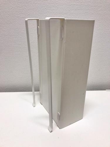山崎実業 Plate ポリ袋&キッチンペーパーホルダー